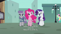 Pinkie --since Maud's getting her rocktorate nearby-- S6E3
