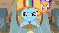 "Rainbow Dash ""we're on the attack"" S6E14"