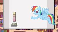 Rainbow Dash at 910 WP S2E22