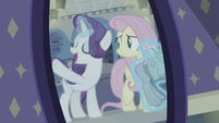 "Rarity ""for your role as Shop Pony!"" S8E4"