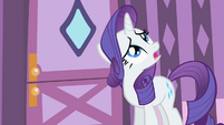 Rarity irritated S01E26