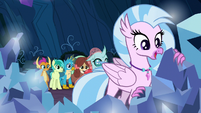 "Silverstream ""saw and heard the Tree"" S9E3"