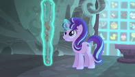 Starlight speaks of the great Mage Meadowbrook S5E1
