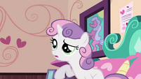 Sweetie Belle 'Rarity' S3E4