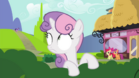 Sweetie sees Twilight S4E15