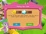 Taking the Cake reward MLP Game