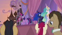 "Twilight ""watched over us night and day"" S9E17"