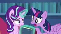 Twilight Sparkle --things got this out of control-- S6E21