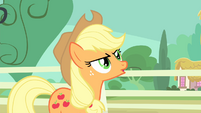 Applejack 'the jumpin' June bugs are you blue' S4E11