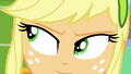 Applejack looking sly SS9.png