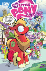 Comic issue 9 cover A