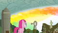 Filly Pinkie sees sonic rainboom S1E23.png
