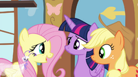"""Fluttershy """"don't think they're quite ready"""" S4E16.png"""