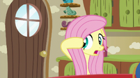 Fluttershy --I'm just surprised-- S6E11
