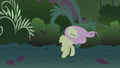 """Fluttershy cries """"Wait!"""" when Rainbow Dash zooms by S1E02.png"""