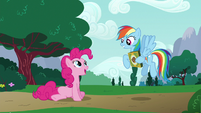 Pinkie Pie --everypony at once-!-- S6E15