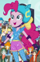 Pinkie Pie Sporty Style ID EG3
