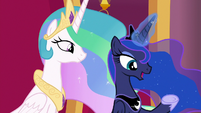 "Princess Luna ""we would be most grateful"" S7E25"