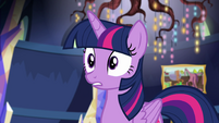 Princess Twilight realizing something EGSB