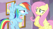 "Rainbow Dash ""some other pony wanted"" MLPS3"