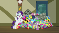 "Rarity ""how I could be more genuine"" S9E19"