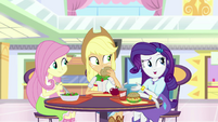 """Rarity """"that's bad how, precisely?"""" EGS3"""