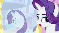 "Rarity ""there must be a secret to it"" MLPS1"