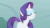 Rarity --simply cannot imagine why-- S1E08