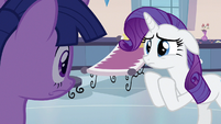 Rarity must go perfectly S3E12