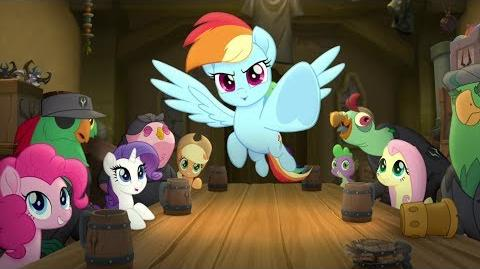 Russian Time to Be Awesome My Little Pony The Movie