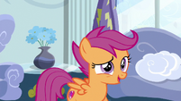 Scootaloo --ideas of my own-- S6E14