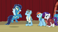"""Soarin """"to make it there and back"""" S5E15"""
