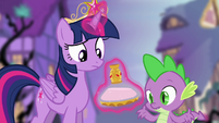 Spike 'you sure about this-' S4E2
