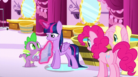 Spike -I didn't have that nightmare- S5E13