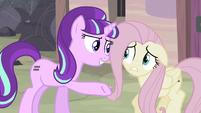 Starlight ''Obviamente esos ponis les hablaron de frente'' EMC-P2