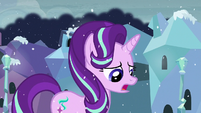 Starlight --I'm the one Sunburst doesn't want to be friends with-- S6E2