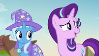 Starlight Glimmer -maybe it'll be long gone- S7E17