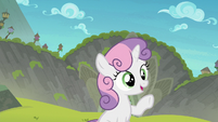 "Sweetie Belle ""we discovered our mission!"" S8E6"