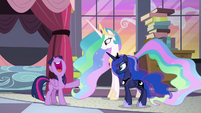 "Twilight Sparkle ""it's been great!"" S9E17"