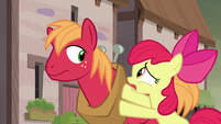 "Apple Bloom ""then you gotta tell her!"" S7E8"