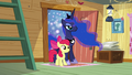 Apple Bloom and Luna enter dream clubhouse S5E4.png