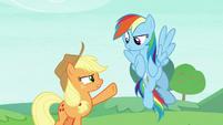 """Applejack """"doesn't mean it's good!"""" S8E9"""
