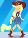Applejack Crystal Rainboom ID EGS1