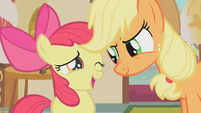 "Applejack and Apple Bloom ""not just an afternoon"" S01E12"
