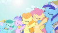 Background ponies smiling S2E18.png