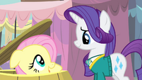 Fluttershy 'We wouldn't want' S4E14
