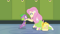 "Fluttershy and Spike ""he's so cute!"" EG.png"
