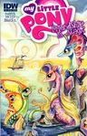 MLPFIM 14 Double Midnight Front Cover