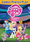 MLP Games Ponies Play DVD