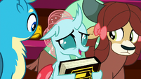 "Ocellus ""Equestrian Cultures and Camaraderie"" S8E15"